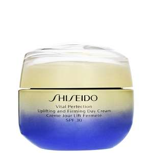 Shiseido Day And Night Creams Vital-Perfection: Uplifting and Firming Day Cream SPF30 50ml / 1.7 oz.