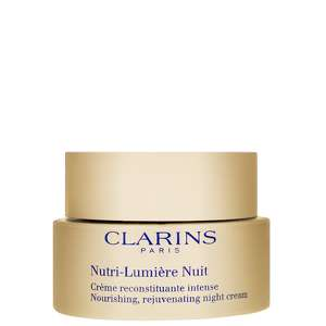 Clarins Nutri-Lumiere Nourishing, Rejuvenating Night Cream 50ml