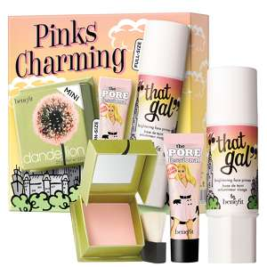 benefit Gifts & Sets Pinks Charming
