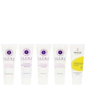IMAGE Skincare I Trial Iluma Travel Kit