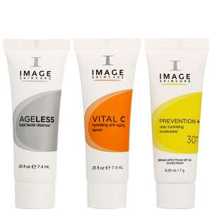 IMAGE Skincare I Trial Normal & Dry Travel Kit