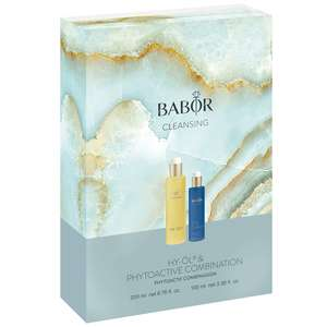 BABOR Cleansing Hy-Öl & Combination - Marble Collection