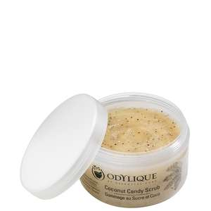 Odylique Body  Coconut Candy Scrub 175g