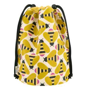 Orla Kiely Gifts & Sets  Busy Bee Barrel Wash Bag