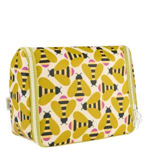 Orla Kiely Gifts & Sets  Busy Bee Hanging Wash Bag