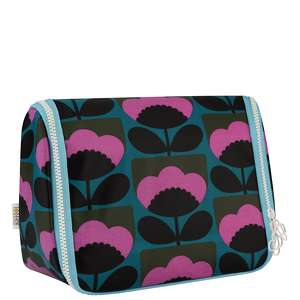 Orla Kiely Gifts & Sets  Spring Bloom Hanging Wash Bag