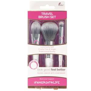 Look Good Feel Better Sets Travel Brush Set