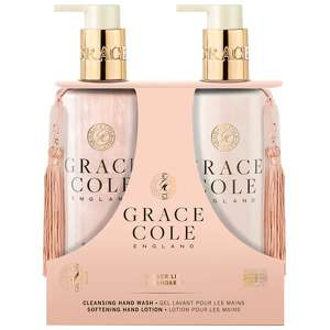 Grace Cole Ginger Lily & Mandarin Hand Care Set