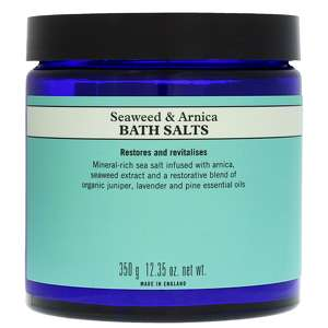Neal's Yard Remedies Foams, Salts & Oils Seaweed & Arnica Bath Salts 350g