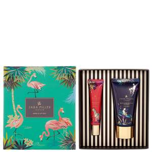 SARA MILLER Gifts Tahiti Hand Cream & Lip Gloss Duo