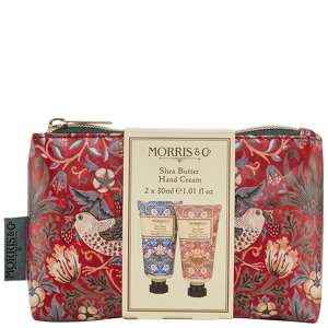 MORRIS & Co Strawberry Thief Hand Care Bag
