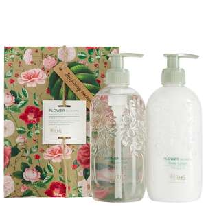 RHS Flower Blooms Trellis Hand Wash & Lotion Set