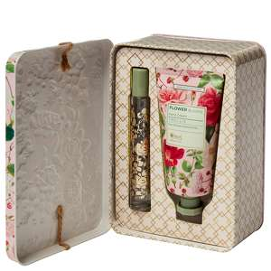 RHS Flower Blooms Trellis Perfume Gel & Hand Cream Set