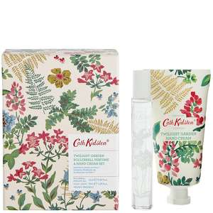 Cath Kidston Gifts & Sets Twilight Garden Rollerball Perfume & Hand Cream Set