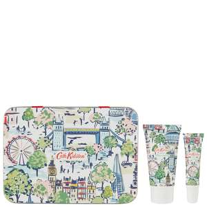 Cath Kidston Gifts & Sets London View Hand & Lip Tin