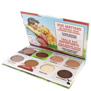 theBalm Cosmetics Palettes TheBalm and the Beautiful Eyeshadow Palette第一集