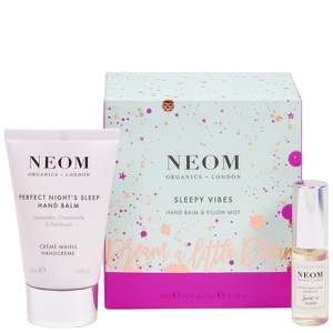 Neom Organics London Christmas 2020 Sleepy Vibes Gift Set