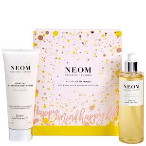 Neom Organics London Christmas 2020 The Gift Of Happiness Gift Set