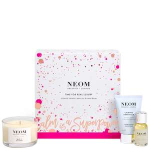 Neom Organics London Christmas 2020 Time for Real Luxury Gift Set