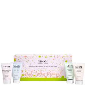 Neom Organics London Christmas 2020 Moments of Wellbeing in the Palm of Your Hand Gift Set