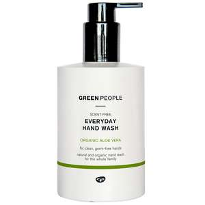 Green People Body Scent Free Everyday Hand Wash 300ml
