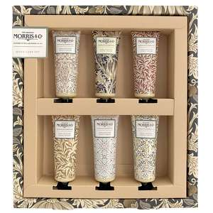 MORRIS & Co Iris & Cardamom Hand Care Set