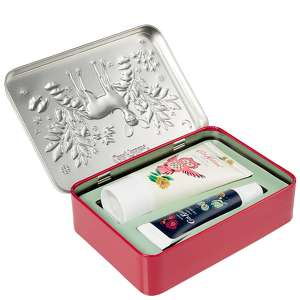 Cath Kidston Christmas 2020 Magical Woodland Hand & Lip Tin