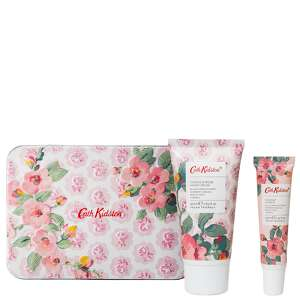 Cath Kidston Gifts & Sets Cassis & Rose Hand & Lip Tin