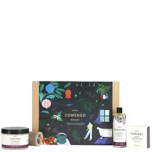 Cowshed Christmas 2020 Awake Bathing Ritual Kit