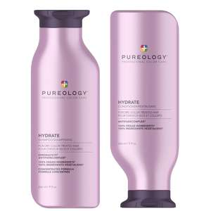 Pureology Hydrate Duo Set: Shampoo 266ml & Conditioner 266ml