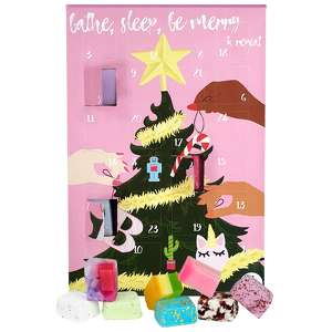 Bomb Cosmetics Christmas 2020 Bathe, Sleep, Be Merry & Repeat Advent Calendar
