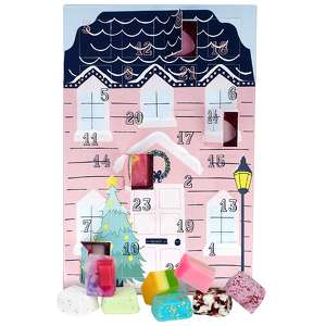 Bomb Cosmetics Christmas 2020 Santa Stop Here Advent Calendar