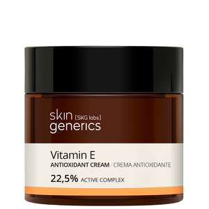 Skin Generics Brightening Antioxidant Cream Vitamin E 20,5% Active Complex 50ml