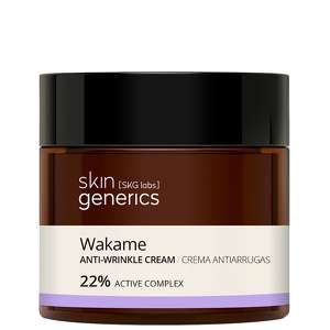 Skin Generics Anti-Aging Anti-Wrinkle Cream Wakame 23% Active Complex 50ml