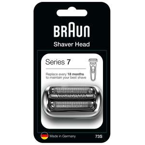 Braun Replacement Heads Series 7 73S Cassette