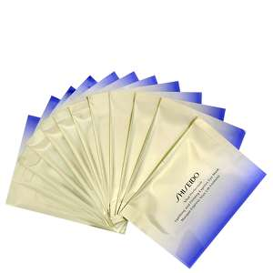 Shiseido Masks Vital-Perfection: Uplifting and Firming Express Eye Mask 12 Pack