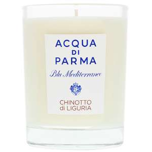 Acqua Di Parma Home Fragrances Chinotto Di Liguria Candle 200g