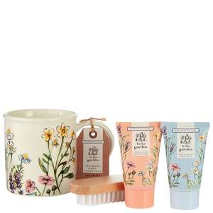 Heathcote & Ivory In The Garden Tea-Break Hand Essentials