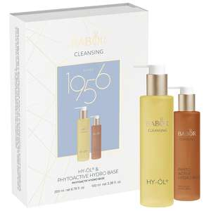BABOR Cleansing HY-ÖL & Phytoactive Hydro Base Gift Set