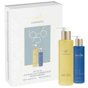 BABOR Cleansing HY-ÖL & Phytoactive Combination Gift Set