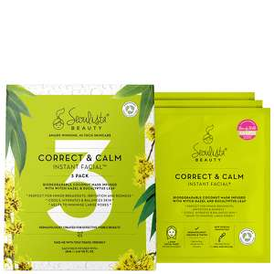 Seoulista Beauty Instant Facials Correct & Calm Multi Pack Hero