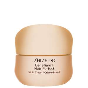 Shiseido Day And Night Creams Benefiance: NutriPerfect Night Cream 50ml / 1.7 oz.