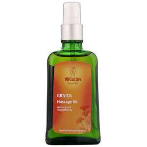 Weleda Body Care Arnica Massage Oil 100ml