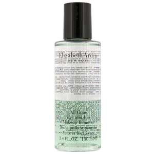 Elizabeth Arden Cleansers & Toners All Gone Eye and Lip Makeup Remover 100ml / 3.4 fl.oz.