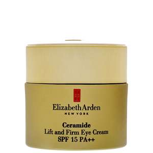 Elizabeth Arden Eye Care Ceramide Plump Perfect Lift and Firm Eye Cream SPF15 15ml / 0.5 fl.oz.