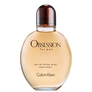 Calvin Klein Obsession For Men Eau de Toilette Spray 75ml