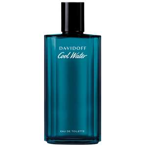 Davidoff Cool Water Man Eau de Toilette Spray 125ml