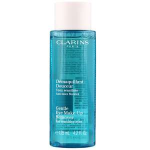Clarins Cleansers & Toners Gentle Eye Make-Up Remover 125ml / 4.2 fl.oz.