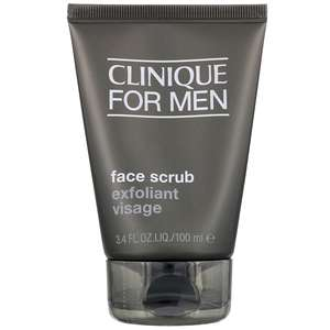 Clinique Mens Face Scrub 100ml / 3.4 fl.oz.
