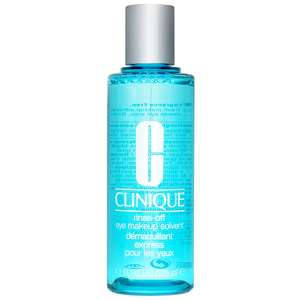 Clinique Eye & Lip Care Rinse-Off Eye Makeup Solvent 125ml / 4.2 fl.oz.